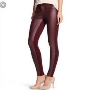 Mossimo faux leather leggings 4